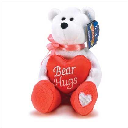 38391 Treasure Bear Hugs - Sweetheart