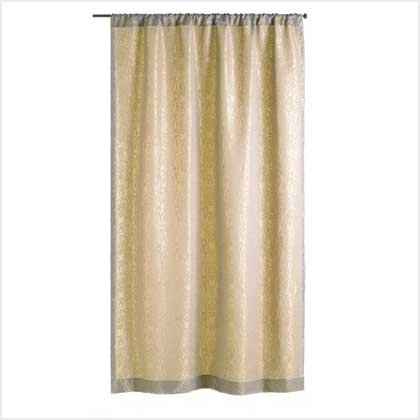 38383 Seville Window Curtain - Tan