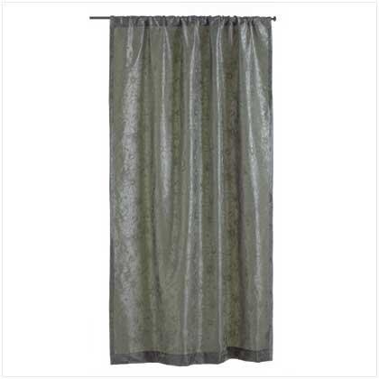 38382 Valencia Window Curtain - Safari