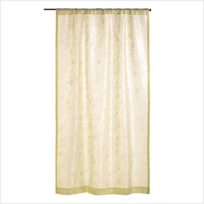 38381 Valencia Window Curtain - Birch