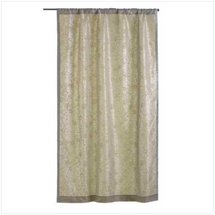 38380 Valencia Window Curtain - Tea