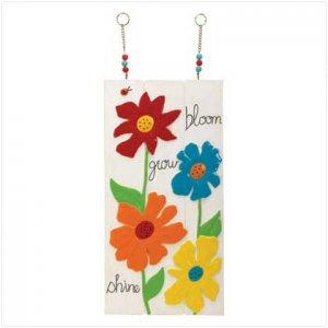 37752 Bloom, Grow, Shine Design Post