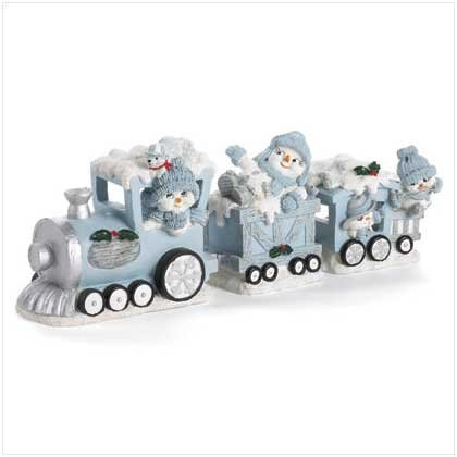37232 Snow Buddies Train Set