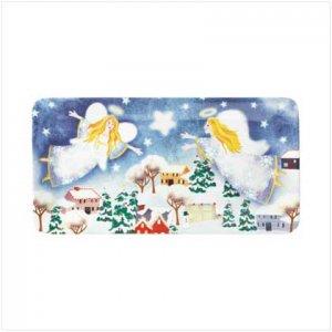 37705 Christmas Angel Serving Platter