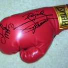FLOYD MAYWEATHER JR   &   MANNY PAC     autoraphed    BOXING  Glove   !
