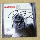 ROB THOMAS  matchbox twenty  AUTOGRAPHED  signed  Cd Cover      *PROOF