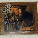 ZAC BROWN  autographed SIGNED  #1  Cd Cover  !