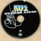 GENE SIMMONS   kiss     AUTOGRAPHED   signed   LIVE   Cd       *PROOF