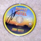JIMMY BUFFETT   autographed  SIGNED  buffet hotel  Cd    *PROOF