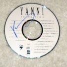 YANNI  autographed  SIGNED  #1  Cd   !