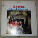 BOB DYLAN    autographed  SIGNED  #1  Record   !