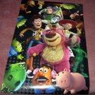 TOM HANKS     tim allen  &   CAST     autographed    SIGNED   Toy Story 3   Poster   !