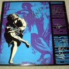 "GUNS N ROSES  autographed  SIGNED  ""illusion2""  RECORD    *proof"
