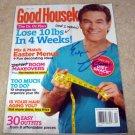 DR OZ   autographed  SIGNED  Magazine  !