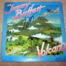 "JIMMY BUFFETT  autographed  SIGNED  "" Volcano ""  ALBUM  *PROOF"