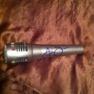 DAVEY JONES  the monkeys  AUTOGRAPHED  signed  MICROPHONE  !