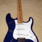 EAGLES    signed  AUTOGRAPHED  new  GUITAR  *proof