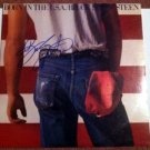 "BRUCE SPRINGSTEEN  signed  AUTOGRAPHED "" Born in Usa ""  Album   *PROOF"
