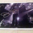 BON JOVI   autographed  SIGNED  rare  8x10   *PROOF