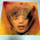 "MICK JAGGER  rolling stones  AUTOGRAPHED s igned  ""ANGIE""  Record  w/proof"