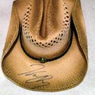 KENNY CHESNEY  autographed  SIGNED  new HAT * proof
