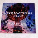DAVE MATTHEWS BAND  autographed  SIGNED  #1 Cd Cover  w/leroy