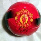 DAVID BECKHAM  signed  AUTOGRAPHED  new  SOCCER BALL