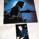 JOHNNY CASH  signed  AUTOGRAPHED #1  Record