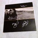 "U2  signed  AUTOGRAPHED  "" joshua tree ""  RECORD album"
