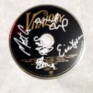 PEARL JAM  autographed  SIGNED  #1  Cd