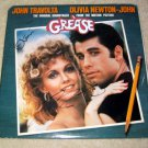 JOHN TRAVOLTA  & OLIVIA NEWTON JOHN   autographed   SIGNED  Grease    RECORD     album     * Proof