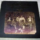 CROSBY STILLS NASH & YOUNG   Autographed   SIGNED  Deja vu   RECORD     album     * Proof