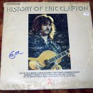 ERIC CLAPTON  Autographed   SIGNED  #1   RECORD     album     * Proof