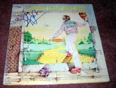 ELTON JOHN    Autographed   SIGNED  #1   RECORD     album     * Proof