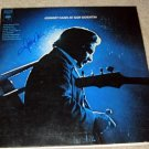 JOHNNY CASH   autographed   SIGNED  # 1   RECORD     album     * Proof