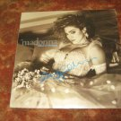 MADONNA   autographed   SIGNED  # 1   RECORD     album     * Proof