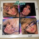 POISON   autographed   SIGNED  # 1   RECORD     album     * Proof
