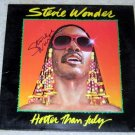 STEVIE WONDER  autographed   SIGNED  # 1   RECORD     album     * Proof