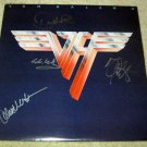 VAN HALEN    autographed   SIGNED  # 1   RECORD     album     * Proof