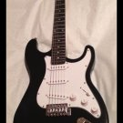 BRUNO MARS  autographed SIGNED new GUITAR   *proof