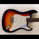 MEAT LOAF  signed  AUTOGRAPHED new  GUITAR