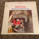 BOB DYLAN autographed SIGNED #1 Record VINYL