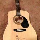 DAVE MATTHEWS  autographed SIGNED full size GUITAR