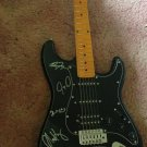 ZAC BROWN BAND autographed SIGNED new GUITAR