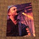 DAVE MATTHEWS  signed AUTOGRAPHED  8x10  concert  PHOTO