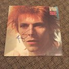DAVID BOWIE  signed AUTOGRAPHED #1  RECORD vinyl