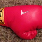 MUHAMMAD ALI autographed SIGNED full size BOXING GLOVE  * w/proof