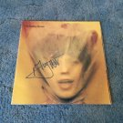 MICK JAGGER   Rolling Stones signed  AUTOGRAPHED  #1  RECORD vinyl
