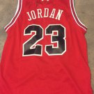 MICHAEL JORDAN  signed AUTOGRAPHED full size AUTHENTIC bulls JERSEY