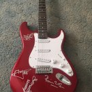 ROLLING STONES signed AUTOGRAPHED full size GUITAR !